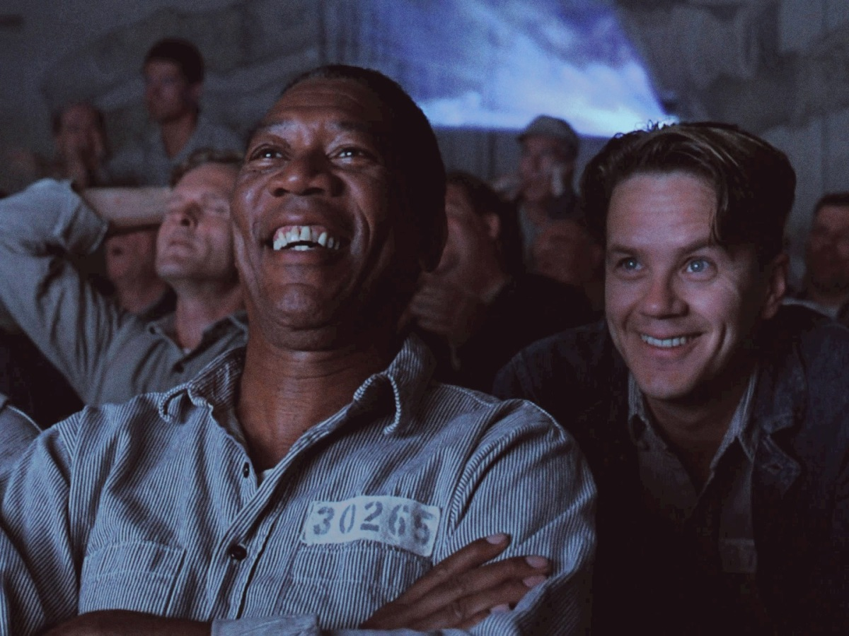 an analysis of differences and similarities of the novel and film shawshank redemption Rita hayworth and shawshank redemption when comparing the novel and the film of rita hayworth and shawshank redemption by steven king there are many similarities the film follows the novel plot very closely in many aspects of the book.